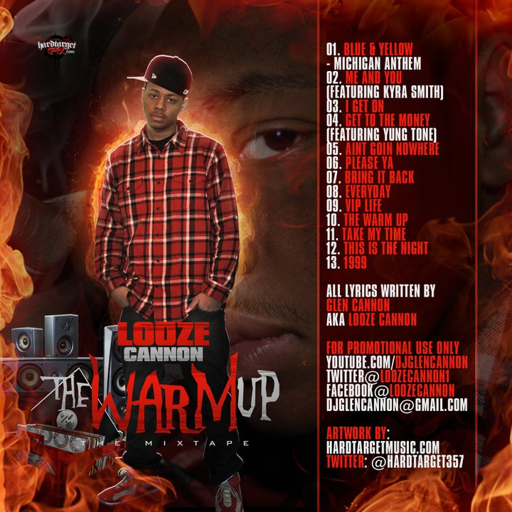 The Warmup Mix Tape