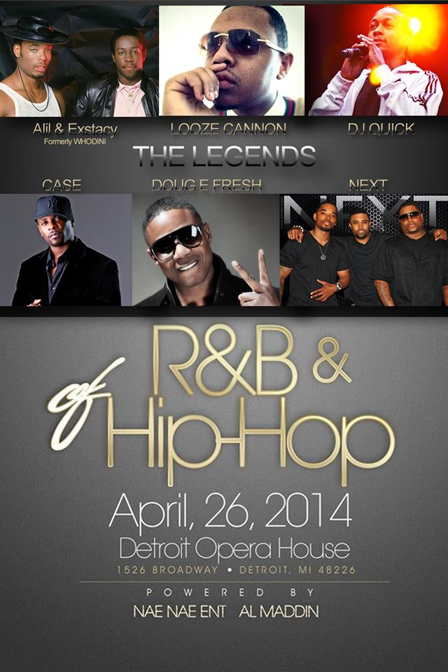 Legends Show April 26